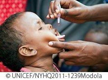 経口ポリオワクチン