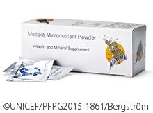 微量栄養素パウダー