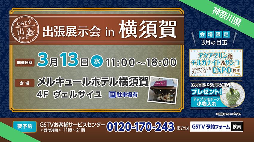 出張展示会 in 横須賀